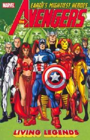 Avengers Living Legends Trade Paperback TP Marvel Comics